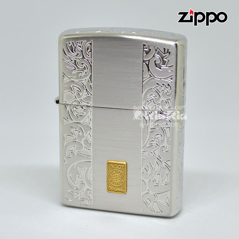 ZIPPO 1201s638 G-ING 4FA1617 SV【新品・正規品・送料無料】 ギフト 【】