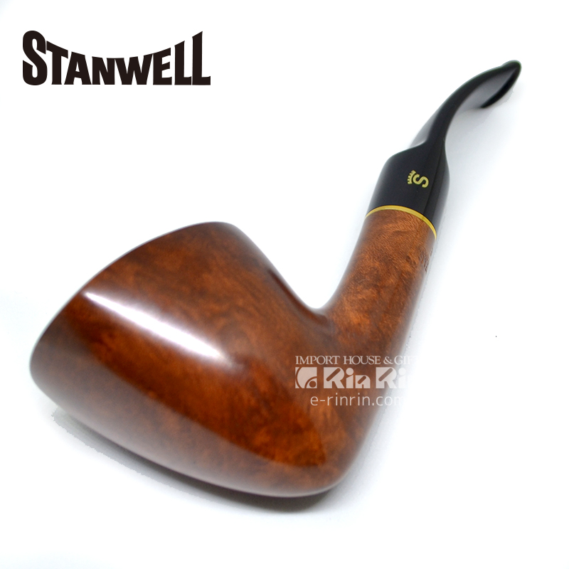 【f送料無料】スタンウェルパイプ 7002sw デュークBR19 STANDARD STANWELL SHAPES 7mm NON-FILTER