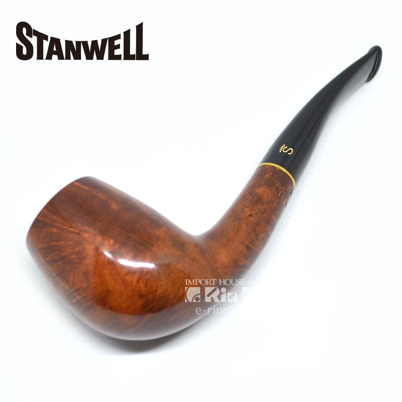 スタンウェルパイプ 7008sw デュークBR139 STANDARD STANWELL SHAPES 7mm NON-FILTER 【新品・正規品・送料無料】新生活 ギフト 【】