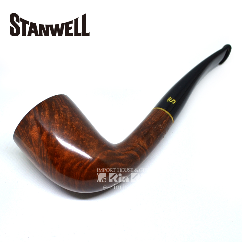 スタンウェルパイプ 7009sw デュークBR140 STANDARD STANWELL SHAPES 7mm NON-FILTER 【新品・正規品・送料無料】新生活 ギフト 【】