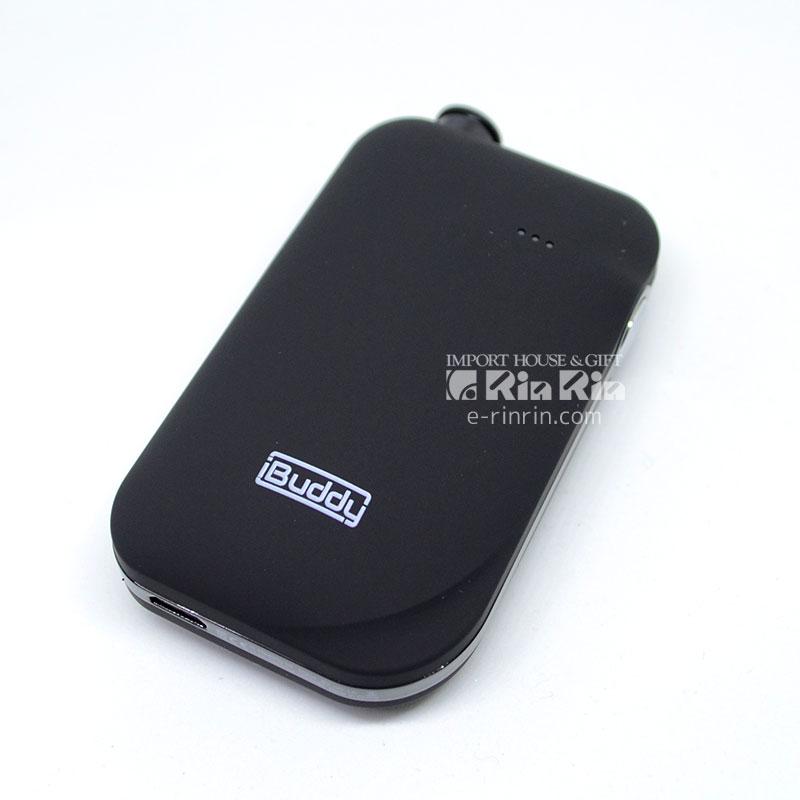 iBuddy (アイバディー) i1 ブラック lu-301-009 たばこスティック専用デバイス 【新品・正規品・送料無料】 ギフト 【】