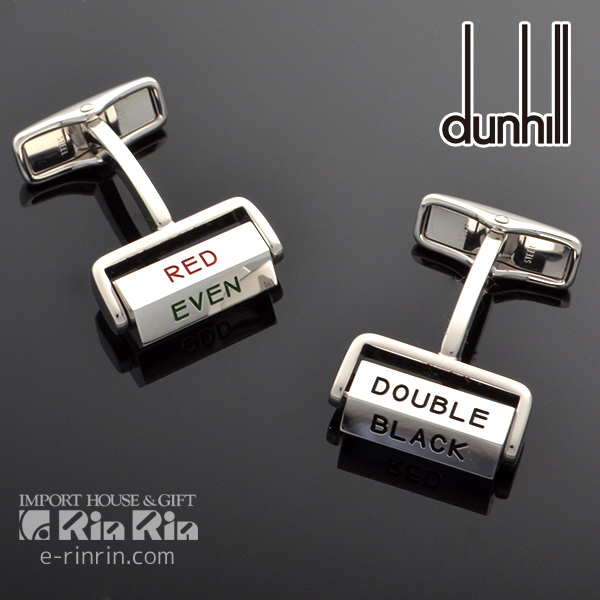 dunhill カフス jsz8284k CUFFLINKS TOMBOLA SS【新品・正規品・送料無料】 ギフト 【】