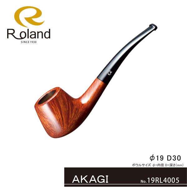 Roland ローランドパイプ 19rl4005 AKAGI43 フカシロパイプ【新品・正規品・送料無料】新生活 ギフト 【】