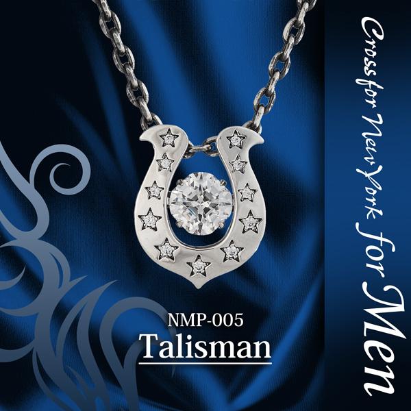 クロスフォーメン ネックレス NMP-005 Talisman Dancing Stoneシリーズ 男性用ネックレスCrossfor NewYork forMen【新品・正規品・送料無料】 ギフト 【】