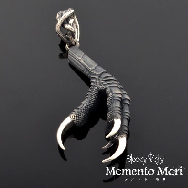 bmp1219 Avis アヴィス(鳥) ペンダント BM2013 Memento Mori 【新品・正規品・送料無料】 ギフト 【】