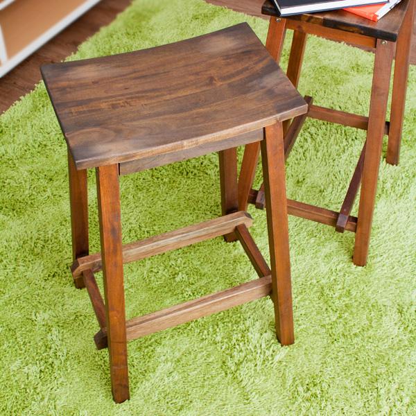 ファッションの マホガニースツール 座高60cm e-room 木製 木製 天然木 送料無料 天然木 e-room, しずおかけん:198ac191 --- sokuman.xyz