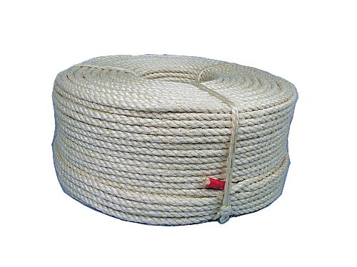 サイザル麻ロープ 7mm200m