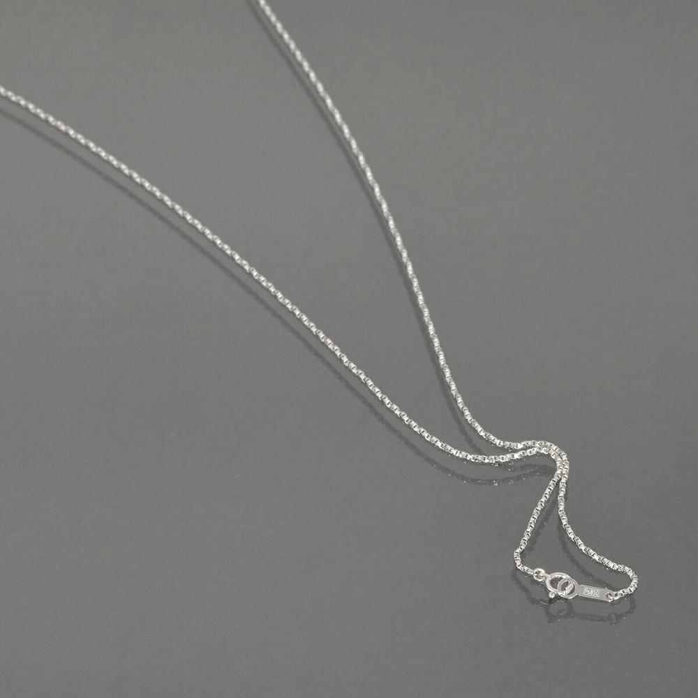 ネックレス チェーン PT850 プラチナ ベネチアンツイストチェーン 幅1.15mm 長さ38cm|鎖 850pt 貴金属 ジュエリー レディース メンズ