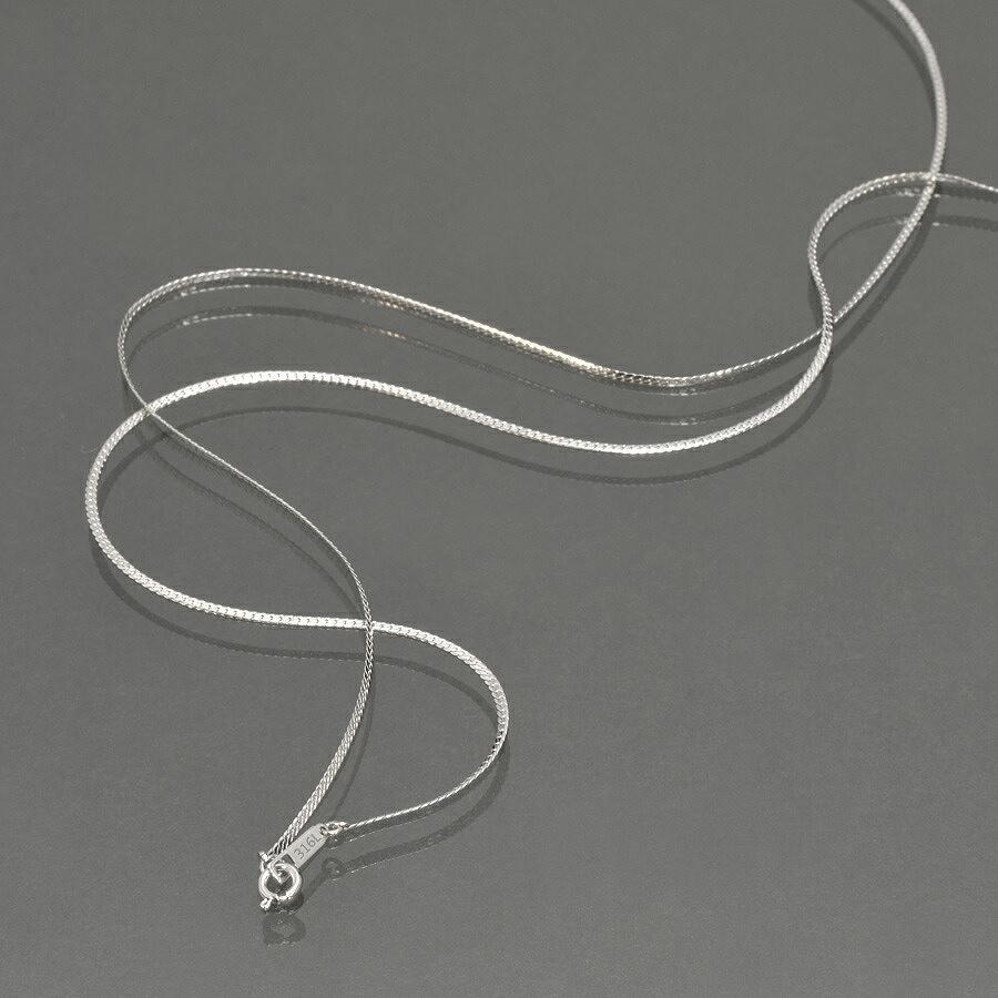 金属アレルギーに強い医療用ステンレス製ネックレス ネックレス チェーン 買い物 サージカルステンレス 316L 休み ヘリンボーンチェーン 幅1.4mm レディース アクセサリー メンズ 長さ38cm ステンレス 鎖