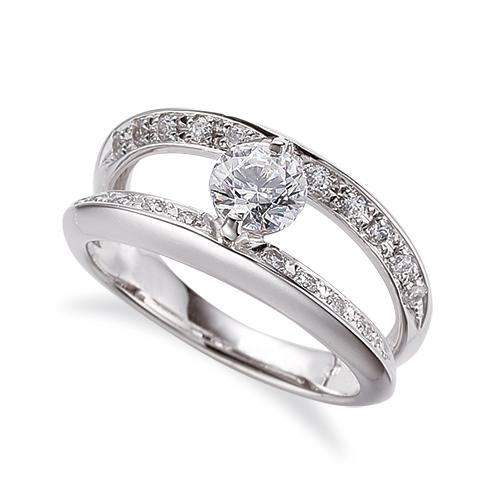 指輪 18金 ジュエリー ホワイトゴールド 18金 天然石 メレがラインになったサイドストーンリング 主石の直径約4.4mm メンズ 割り腕 二本爪留め K18WG 18k 貴金属 ジュエリー レディース メンズ, ルクス:9ea7fb26 --- theranova-koeln.de