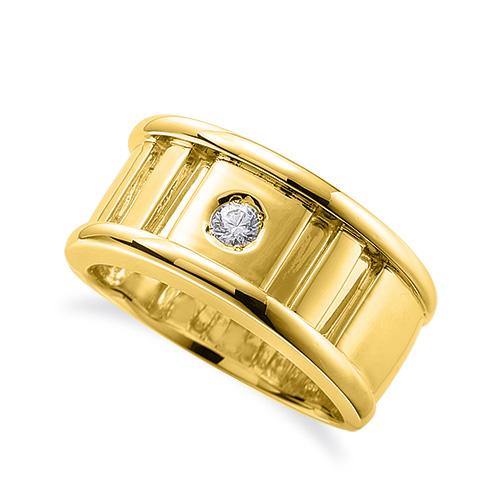 最前線の 指輪 メンズ 18金 イエローゴールド 天然石 一粒リング ギフト 主石の直径約3.0mm ソリティア K18YG 18金 18k 貴金属 ジュエリー レディース メンズ 母の日 プレゼント ギフト 無料ラッピング, e-cleマート:5599ee49 --- hafnerhickswedding.net