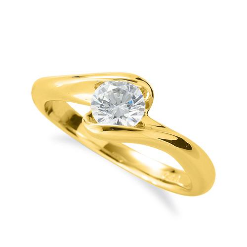 主石の種類が選べる 高級感が漂う18金と天然石の指輪 指輪 18金 イエローゴールド 天然石 一粒リング 主石の直径約3.8mm ソリティア 流行 レール留め 高級な 抱き合わせ腕 K18YG レディース ジュエリー 18k 貴金属 メンズ