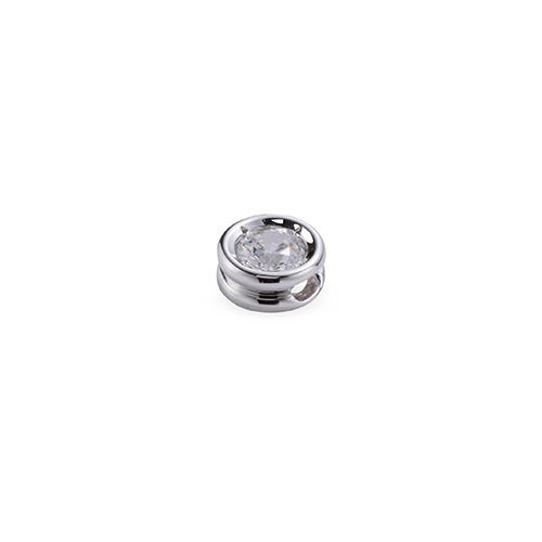 ペンダントトップ PT900 プラチナ 天然石 一粒スルーペンダント 主石の直径約3.8mm ちょこ留め ペンダントヘッドのみ|900pt 貴金属 ジュエリー レディース メンズ