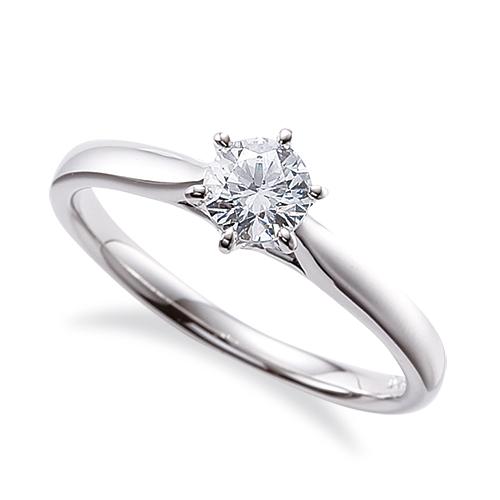 指輪 PT900 プラチナ 天然石 一粒リング 主石の直径約4.4mm ソリティア 六本爪留め|900pt 貴金属 ジュエリー レディース メンズ