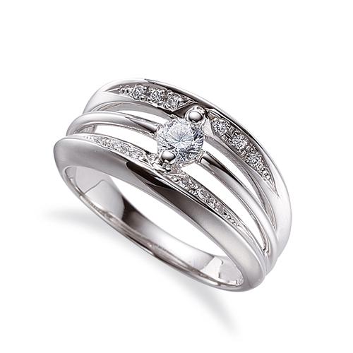 指輪 PT900 プラチナ 天然石 サイド二文字リング 主石の直径約3.8mm 割り腕 900pt 貴金属 ジュエリー レディース メンズ