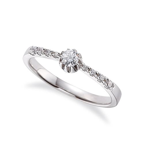 指輪 PT900 プラチナ 天然石 サイド一文字リング 主石の直径約3.0mm しぼり腕 900pt 貴金属 ジュエリー レディース メンズ