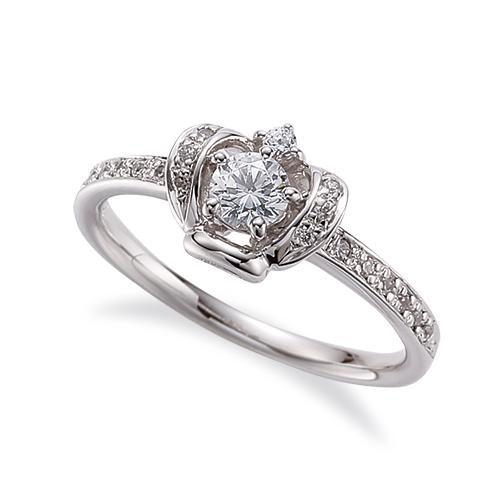 指輪 PT900 プラチナ 天然石 王冠モチーフのサイドストーンリング 主石の直径約3.8mm 五本爪留め 900pt 貴金属 ジュエリー レディース メンズ