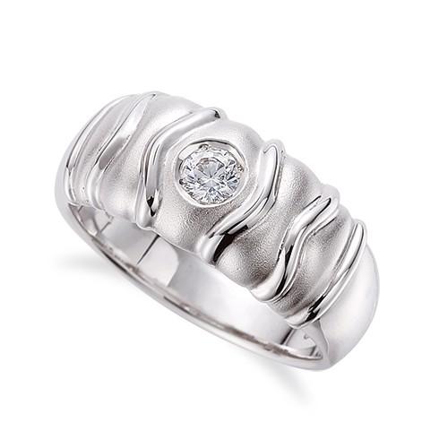 指輪 PT900 プラチナ 天然石 一粒リング 主石の直径約3.8mm ソリティア|900pt 貴金属 ジュエリー レディース メンズ