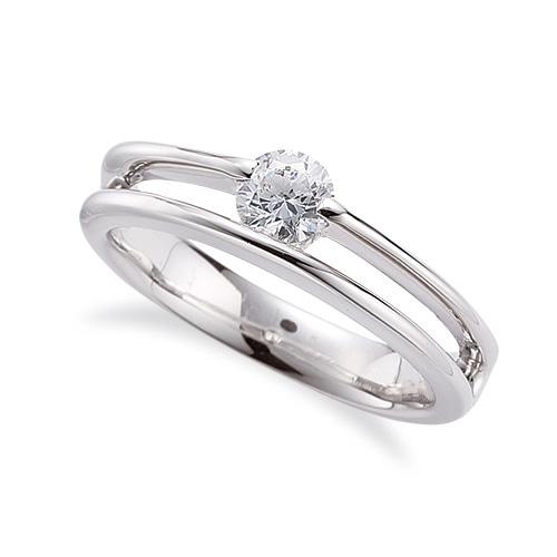指輪 PT900 プラチナ 天然石 一粒リング 主石の直径約3.0mm ソリティア 割り腕 レール留め|900pt 貴金属 ジュエリー レディース メンズ