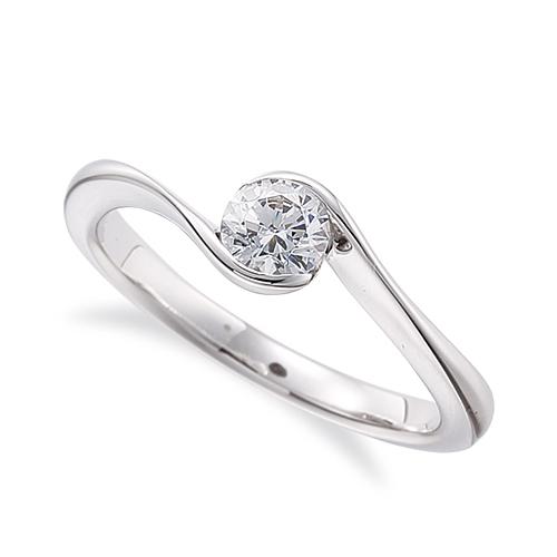 指輪 PT900 プラチナ 天然石 一粒リング 主石の直径約5.2mm ソリティア 抱き合わせ腕 レール留め|900pt 貴金属 ジュエリー レディース メンズ