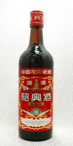 塔牌 保証 紹興酒 花彫 600ml 老酒 割引も実施中 陳五年