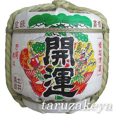 飾り樽[開運]4斗樽(ディスプレイ樽)Japanese Decorative barrel