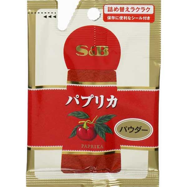 楽天市場 S B袋入りパプリカパウダー14G paprika 色味 香辛料