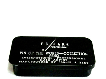 YS PARK NO.27 20本入 ワイエスパーク ヘアピン ステンレス   シルバー金属アレルギー ヘアピン ysパーク ヘアピン