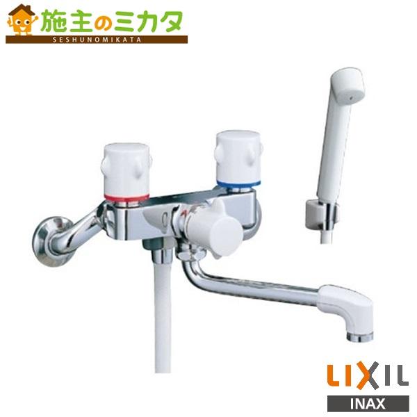 INAX LIXIL 2ハンドルシャワーバス水栓 【BF-WL115HN】 ノルマーレS 寒冷地仕様 蛇口 リクシル★