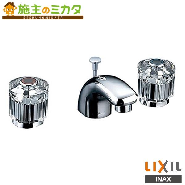 INAX LIXIL 2ハンドル混合水栓 【LF-231B-GL】 GLハンドル CD/コンビネーションタイプ 洗面器・手洗器用水栓金具 蛇口 リクシル★