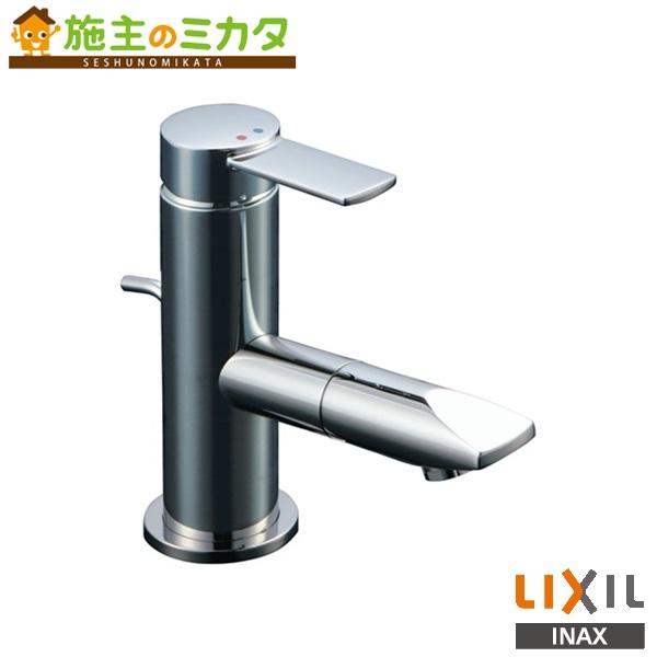 INAX LIXIL 吐水口回転式シングルレバー混合水栓 【LF-X340SRN】 ワンホールタイプ 寒冷地仕様 蛇口 リクシル★
