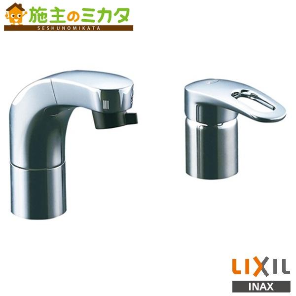 INAX LIXIL ホース収納式シングルレバー洗髪シャワー混合水栓 【SF-810SYU】 FWP/洗髪タイプ 蛇口 リクシル★