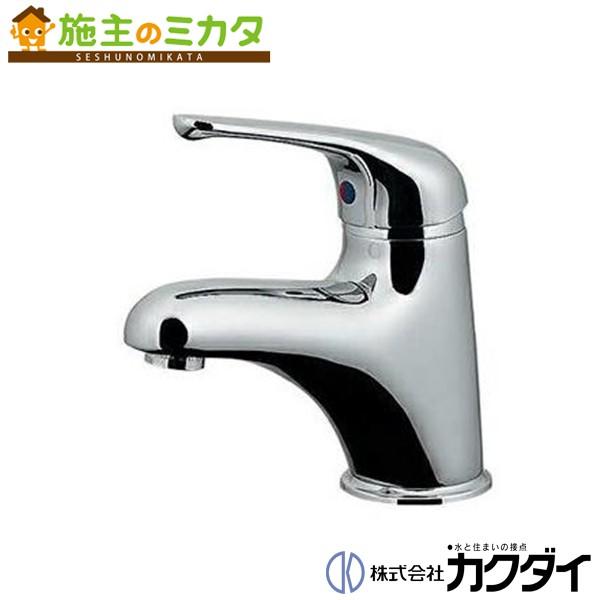 カクダイ 【183-038K】 KAKUDAI シングルレバー混合栓 混合水栓 蛇口 ★