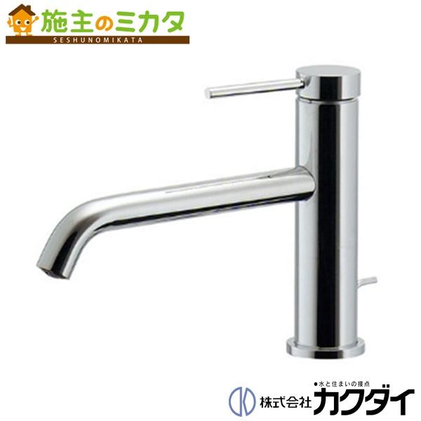 カクダイ 【183-223】 KAKUDAI シングルレバー混合栓 混合水栓 蛇口 ★