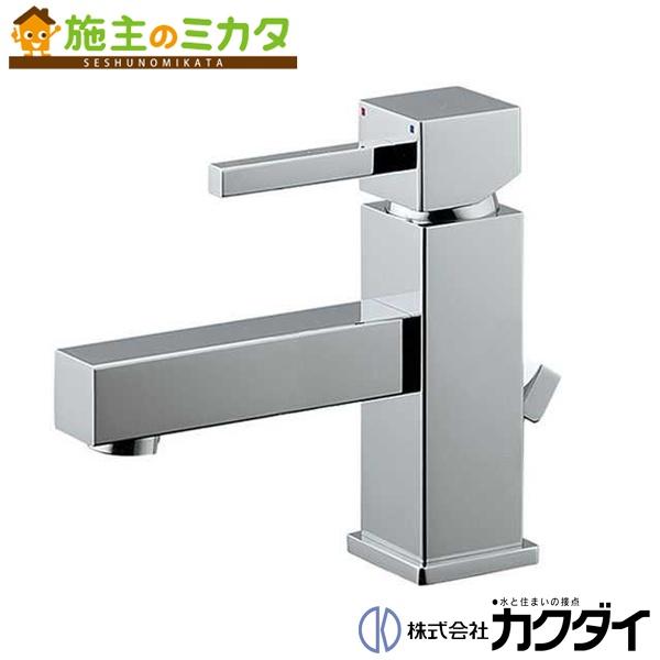 カクダイ 【183-147】 KAKUDAI シングルレバー混合栓 混合水栓 蛇口 ★