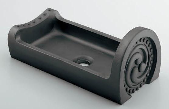 カクダイ 【493-057】 KAKUDAI 角型手洗器 ★