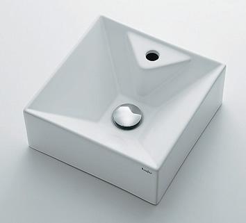 カクダイ 【493-086】 KAKUDAI 壁掛手洗器 ★