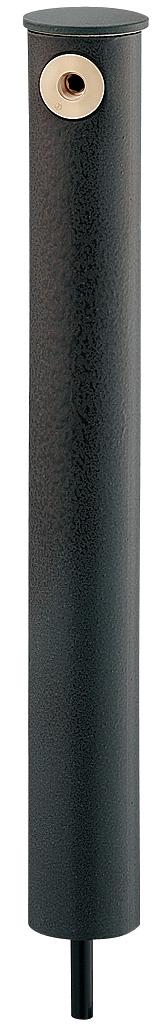 カクダイ 【624-145】※ KAKUDAI 庭園水栓柱//藍錆