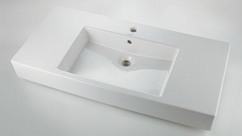 カクダイ 【#DU-0329100000】 KAKUDAI 壁掛洗面器 ★
