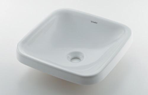 カクダイ 【#DU-0372430000】 KAKUDAI 角型洗面器 ★