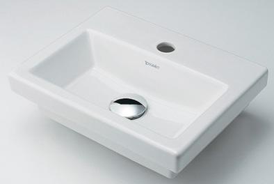 カクダイ 【#DU-0790400000】 KAKUDAI 壁掛手洗器 ★