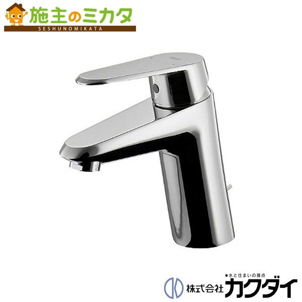 カクダイ 【#GR-3290620C】 KAKUDAI シングルレバー混合栓 混合水栓 蛇口 ★