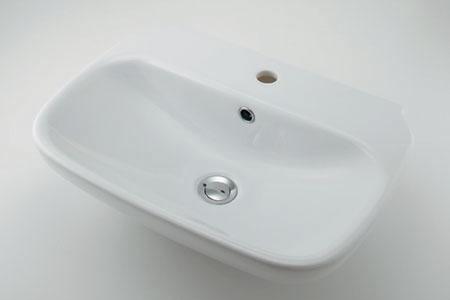カクダイ 【#LY-493201】 KAKUDAI 壁掛洗面器 ★