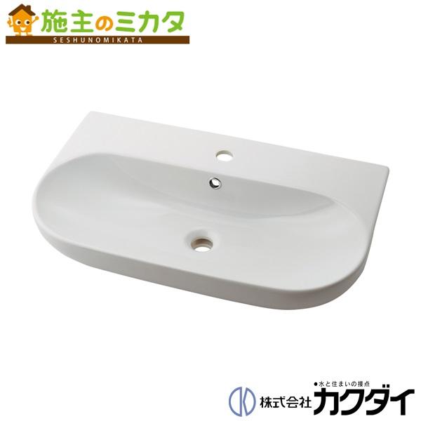 カクダイ 【#LY-493206】 KAKUDAI 角型洗面器 ★