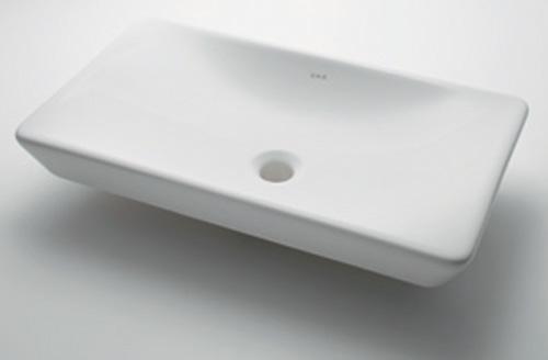 カクダイ 【#VR-4461B0030016】 KAKUDAI 角型洗面器 ★