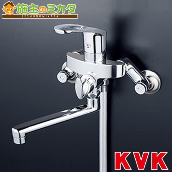 KVK 【KF5000ZTMB】 シングルレバー式シャワー 寒冷地仕様