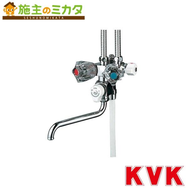 KVK 【KF52NC】 ソーラー2ハンドルシャワー 専用形