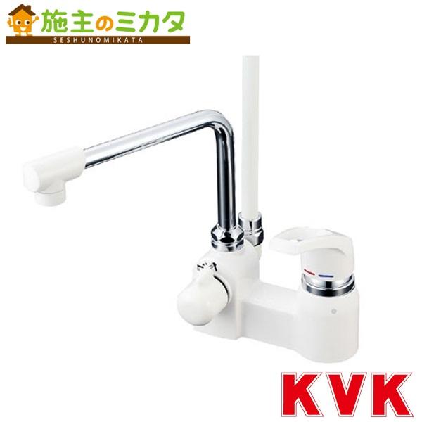 KVK 【KF6004】 デッキ形シングルレバー式シャワー