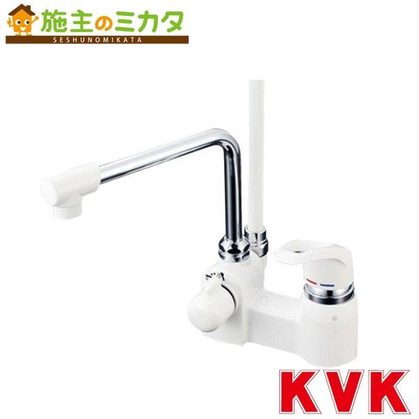 KVK 【KF6004Z】 デッキ形シングルレバー式シャワー
