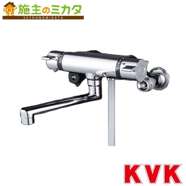 KVK 【KF800THA】 サーモスタット式シャワー 楽締めソケット付